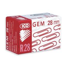ICO Gemkapocs, 28 mm, ICO, réz gemkapocs, tűzőkapocs