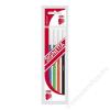 ICO Golyóstoll készlet, 0,7 mm, kupakos, ICO Signetta, 4 szín (TICSIV4)