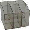 ICO Írószertartó -126408- műanyag négyszögletű VÁGOTT ICO