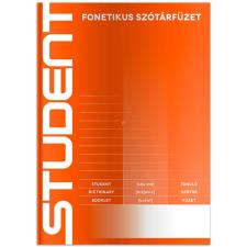 ICO Student fonetikus szótárfüzet - A5-ös, 31-32 füzet