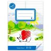 ICO Süni sulikész szótár füzet - A5, 31-32