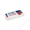 ICO Táblatörlő, filc borítás, 3 db táblafilccel, ICO (TICTT70124)