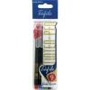 """ICO Tűfilc készlet, 0,5 mm, ICO """"Tinten Pen"""", 4 különböző szín"""