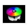 ID-Cooling CPU Cooler - DK-03A RGB PWM (14,2-25,6dB; max. 104,48 m3/h; 4pin csatlakozó, 12cm)