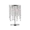 IDEAL LUX 8356 - Kristály asztali lámpa RAIN 2xE14/40W/230V
