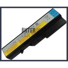 IdeaPad G575L 4400 mAh 6 cella fekete notebook/laptop akku/akkumulátor utángyártott lenovo notebook akkumulátor