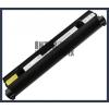 IdeaPad S9e 4187 4400 mAh 6 cella fekete notebook/laptop akku/akkumulátor utángyártott
