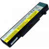 IdeaPad Y580 Series 4400 mAh 6 cella fekete notebook/laptop akku/akkumulátor utángyártott