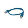 iggual CAT 5e FTP Cable iggual IGG310373 0,5 m Blue