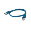iggual CAT 5e UTP Cable iggual IGG310618 3 m Blue