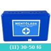 II elsősegély doboz (kék) - Mini
