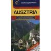 Imecs Orsolya Ausztria útikönyv + térkép