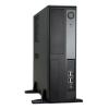 IN WIN Case micro ATX In Win BL641, 300W (85+) active PFC, USB 3.0, black/silver