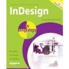InDesign in Easy Steps – R Shufflebotham idegen nyelvű könyv