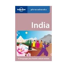 India Phrasebook - Lonely Planet nyelvkönyv, szótár