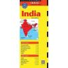 India térkép - Periplus Editions