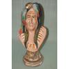 Indián-fej-50 cm-talapzaton