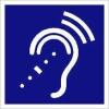 Indukciós hurok jel hallássérülteknek