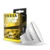INESA LED lámpa MR16-GU5.3 (5W/38°) Szpotlámpa - hideg fehér
