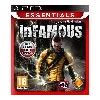 """inFamous 2 Essentials PS3"""