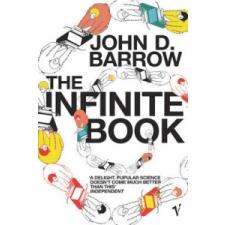 Infinite Book – John Barrow idegen nyelvű könyv