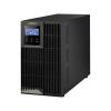 INFOSEC UPS E4 LCD Pro - 1500 VA - OnLine Sinus szünetmentes tápegység