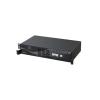 INFOSEC UPS X4 RM Plus - 800 VA - LCD, USB, Rack szünetmentes tápegység