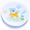 Inlea4Fun kéz és láblenyomat készítő készlet - kék