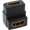 Inline HDMI adapter, HDMI A anya / anya ,