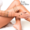 InnovaGoods Bijou Tattou Ideiglenes Tetoválások