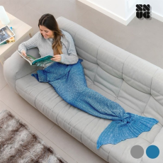 InnovaGoods Snug Snug One Mermaid Sellő Takaró