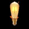 INNR LED lámpa , égő , INNR , izzószálas hatás , filament , E27 , 4.2 Watt , Edison ,...