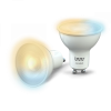 INNR LED lámpa , égő , INNR , szpot , 2 x GU10 , 42° , 2 x 4.8 Watt , CCT , dimmelhető , Philips...