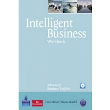 Intelligent Business Advanced Workbook/Audio CD Pack – Irene Barrall idegen nyelvű könyv