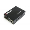 Intellinet Media Converter 10/100/1000Base-TX RJ45 / SFP Mini-GBIC slot