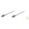 Intellinet patch kábel RJ45, Cat6 UTP, 2m, szürke, 100% réz