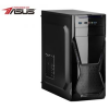 Intensa INTEL Advanced Powered By ASUS asztali számítógép, Intel Core i3-8100 3,60GHz, 8GB DDR4, 1TB, DVDRW, 400W
