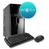 Intensa PC Mini Tower | Intel Core i3-10100 3.60 | 8GB DDR4 | 2000GB SSD | 0GB HDD | Intel UHD Graphics 630 | W10 64