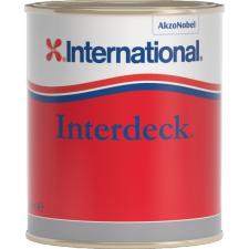 International Interdeck Sand Beige hajózási felszerelés