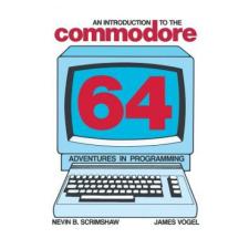 Introduction to the Commodore 64 – N.B. Scrimshaw idegen nyelvű könyv
