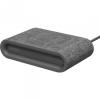 Iottie iON Wireless Pad Plus Ash vezeték nélküli gyors töltő iPhone - szürke