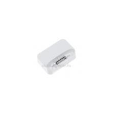 iPhone 3G, 3GS asztali dokkoló fehér utángyárott* dokkolóállomás
