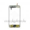 iPhone 3G, 3GS lcd keret alkatrészekkel fekete utángyártott