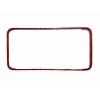 iphone 4 lcd keret utángyártott piros