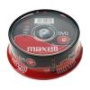 Írható dvd-r maxell 4,7gb 25db/henger