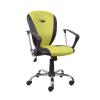 Irodai szék 1513, fekete/sárga, TABAREZ 1513