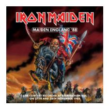 Iron Maiden Maiden England '88 (CD) egyéb zene