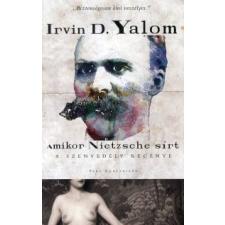Irvin D. Yalom Amikor Nietzsche sírt regény