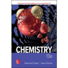 ISE Chemistry – CHANG idegen nyelvű könyv