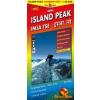 Island Peak (Imja Tse) hegymászótérkép - Gecko Maps